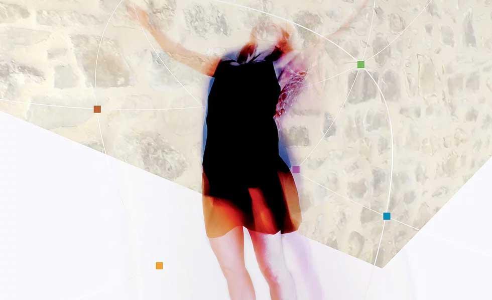 Danseuse au Studio La Nef